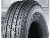 2 New 295/75r22.5 Triangle Tr686 Load Range G Tires 295 75 22.5 29575225
