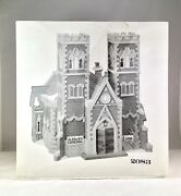 Dept 56 Cathedral Church Of St Mark 5549-2 Christmas In The City D56 Limited Ed