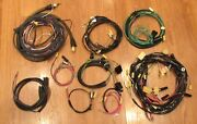 1955 Chevy Wire Harness Kit 2 Door Station Wagon With Generator Wiring Usa Made