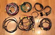1956 Chevy Wire Harness Kit 4 Door Station Wagon With Generator Wiring Usa Made