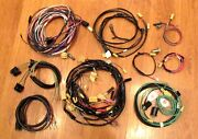 1955 Chevy Wire Harness Kit 2 Door Sedan With Generator Wiring Usa Made