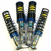 Gaz Coilovers Fits Rover Mg-zs 2001-on Suspension Kit Gha358