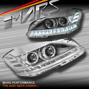 Update Style Drl Led Indicators Head Lights For Mercedes-benz S-class W221 06-09