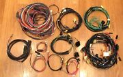1955 Chevy Wire Harness Kit Convertible With Alternator Wiring Usa Made