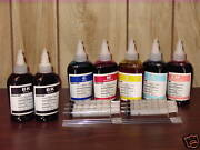 Non-oem 6 Colors 100ml X 7 Bottles Refill Ink For All Epson Printer And Ecotank