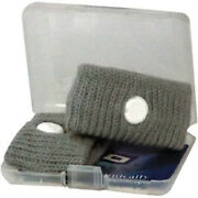One Pair Of Sea-band Motion Sickness Wrist Bands With Carrying Case For Boats