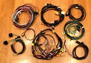 1956 Chevy Wire Harness Kit 4 Door Hardtop With Alternator Wiring Usa Made