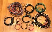 1955 Chevy Wire Harness Kit Convertible With Generator Wiring Usa Made