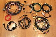 1957 Chevy Wire Harness Kit Convertible With Generator Wiring Usa Made