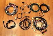 1957 Chevy Wire Harness Kit 4 Door Sedan With Generator Wiring Usa Made