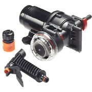 2.9 Gpm Wash Down System Pump With 41 Psi Automatic Cut Off For Boats