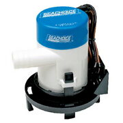 Universal 600 Gph Electric Submersible Bilge Pump - Fits Other Brandand039s Bases