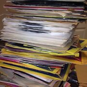 Nice Lot Of 50 45's Records Jukebox 7 45 Rpm