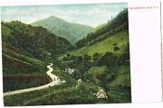 The Military Road Puerto Rico Postcard Pc Unused Colored Antique Frey Germany