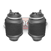 For 2002-2009 Toyota 4 Runner Rear Pair Suspension Air Springs And O-ring Seal Kit