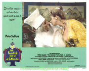 Fiendish Plot Of Fu Manchu Lobby Card Size Movie Poster 5 Card's Peter Sellers