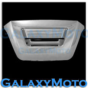 07-12 Chevy Avalanche Triple Chrome Abs Tailgate No Camera Hole Handle Cover
