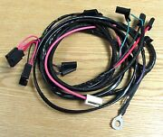 1957 58 1959 Chevy Truck Starter Harness V-8 Hei Automatic Transmission Usa Made