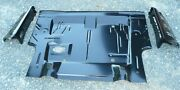 Trunk Floor And Drop Off Extension Kit Challenger 70 E-body Amd