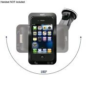 Bury Motion Bluetooth Hands-free Car Kit For Iphone 3 And 4 4s Music And Navigation