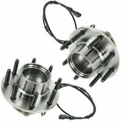 Front Wheel Hub And Bearing Pair Timken Sp580205 For Ford Truck 4wd