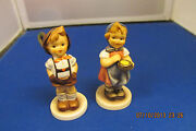 Hummel Figurine 629  From Me To You And 630 For Keeps  Two Figurines