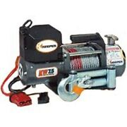 New Keeper Kw75122rm 12 Volt Dc Electric 7500 Lb Winch With Remote 72 Ft Cable