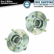 Timken Front Wheel Hub And Bearing Pair Set Left Or Right For Chevy Pontiac