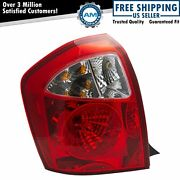 Taillight Taillamp Rear Brake Light Left Driver Side For 05-09 Spectra 5 Wagon