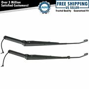 Dorman Front Windshield Wiper Arm Pair For Gm Pickup Truck Suv New