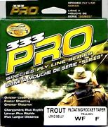 Cortland 333 Pro Fish Species Specific Series Fly Fishing Line