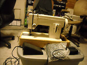Lether Tools Punches Alpha Sew Sewing Machine Burnisher..full Lot