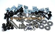 Elise Vx220 Handy Accessory Pack Clamshell Bolts Well Nuts Spire Clip 113 Pc Kit