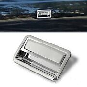 Putco 401022 Chrome Trim Tailgate Handle Cover For 88-00 Select Gm Pickups