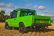 Discovery 2 Td5 Pickup Truck Complete Fiberglass Kit Project Land Rover