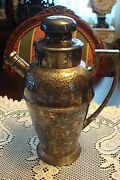 Apollo Epns Bernard Rice's Sons Cocktail Shaker By Bernard Rice's And Sons[]