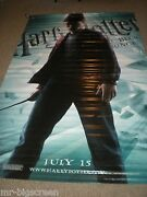 Daniel Radcliffe - Harry Potter And The Half-blood - Giant Vinyl Banner