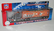 Nfl Football Semi Truck Tractor Trailer Hauler Collectible Cleveland Browns