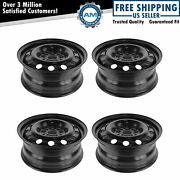 Dorman Wheel Rim 16 Inch Steel Replacement Set Of 4 For 07-11 Toyota Camry