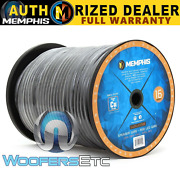 Memphis Sw16led500 16-gauge 100 Copper Speaker Wire 20-awg Rgb Led Marine Wire