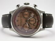 Baume Mercier Moa10004 Capeland Copper Dial Stainless Steel Automatic Mens Watch