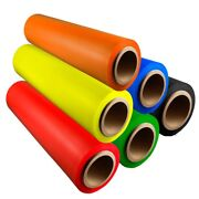 Hand Stretch Wrap Film Choose Your Color, Roll, Size