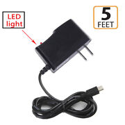 2a Ac Power Charger Adapter For Garmin Gps Zumo 590 Lm/t Fleet 660 Lm/t 670 Lm/t