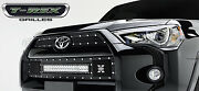 T-rex Torch Series Led Grille For 2014-2019 Toyota 4runner 6319491 Black