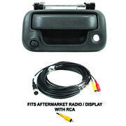 Rostra 250-8650 Tailgate Handle Backup Camera For 2004-2014 Ford F150 Truck