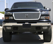 T-rex X-metal Series Grille For 2006 Chevrolet Silverado 6711070 Stainless