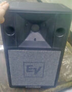 2x Ev S200 Refurbished Pa Disco Speakers Not Active Powered By Behringer Inuke