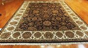 9and039 X 12and039 Hand Woven India Jaipur Rug 100 Quality Wool Pile