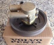 Volvo Penta Raw Water Sea Pump New 21212798 3812522 Oem Read 4 Cylinder Only