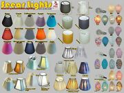 Candle Lampshade Clip